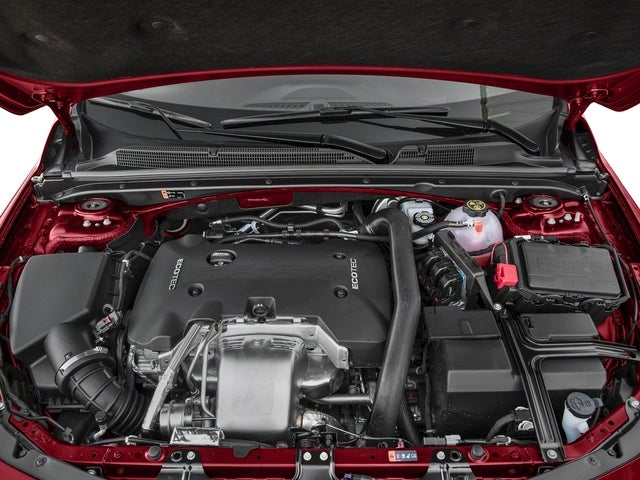 2016 Chevrolet Malibu Premier In New Ulm Mn Mankato Volkswagen