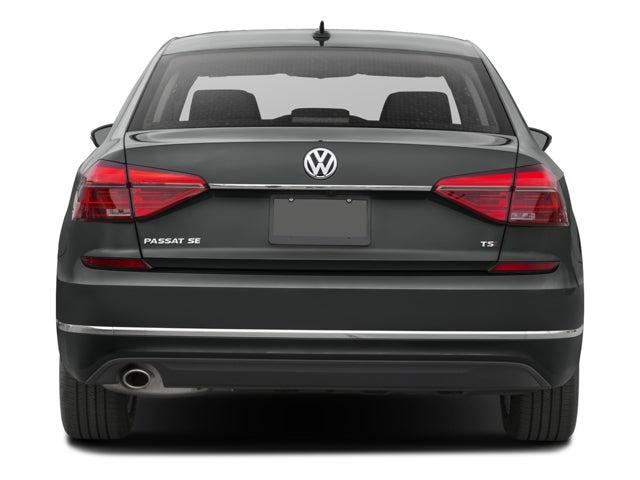 2016 Volkswagen Passat 1 8t S Mankato Mn Area Volkswagen