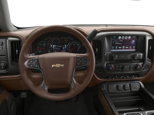 2017 Silverado High Country >> 2017 Chevrolet Silverado 1500 High Country