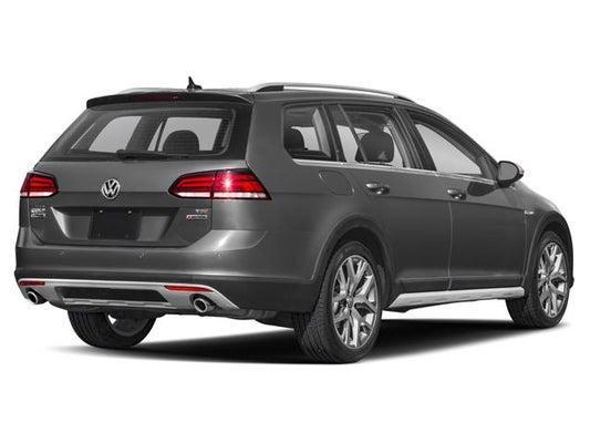 2019 Volkswagen Golf Alltrack Tsi Sel 4motion Volkswagen Dealer