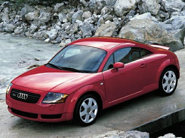 Audi TT ALMS EDITION Mankato MN Area Volkswagen Dealer - 2002 audi