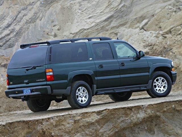 2004 Chevrolet Suburban Lt Mankato Mn Area Volkswagen Dealer