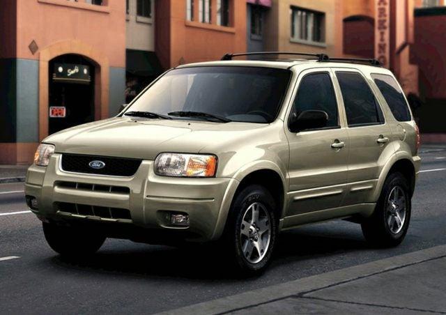 2004 Ford Escape Xlt In New Ulm Mn Mankato Volkswagen