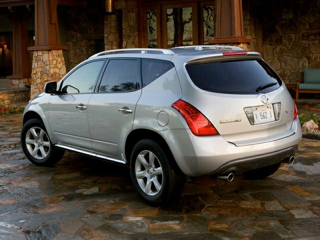 2007 Nissan Murano >> 2007 Nissan Murano S Mankato Mn Area Volkswagen Dealer Serving
