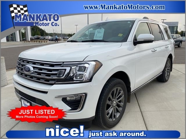 Used 2020 Ford Expedition Limited with VIN 1FMJU2AT1LEA53127 for sale in Mankato, Minnesota