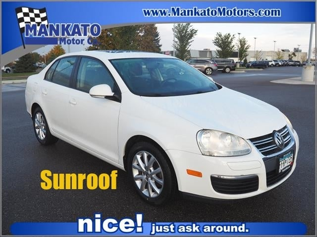 Used 2010 Volkswagen Jetta Limited Edition with VIN 3VWRZ7AJ3AM157935 for sale in Mankato, Minnesota