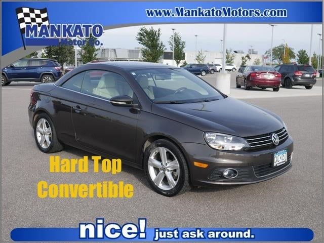 Used 2012 Volkswagen Eos Lux with VIN WVWFW7AH5CV010259 for sale in Mankato, Minnesota